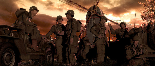 Brothers in Arms: Hell's Highway™