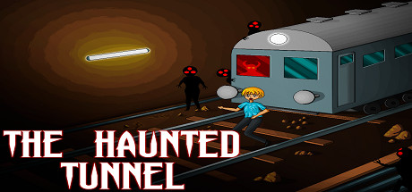 The Haunted Tunnel cover art