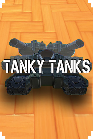 Tanky Tanks poster image on Steam Backlog