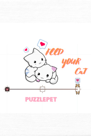 PuzzlePet - Feed your cat poster image on Steam Backlog