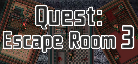 Quest: Escape Room 3 cover art