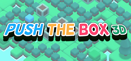 Push The Box 3D cover art