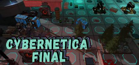 Cybernetica: Final cover art
