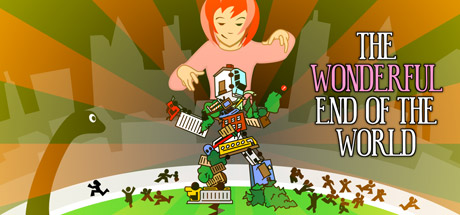 The Wonderful End of the World title thumbnail