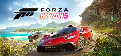 Forza Horizon 5 cover art