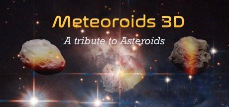 Meteoroids 3D cover art