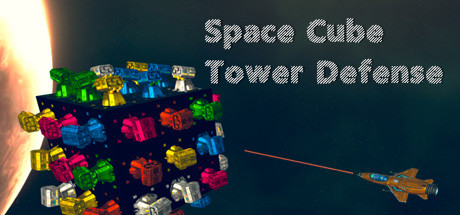 Space Cube Tower Defense cover art