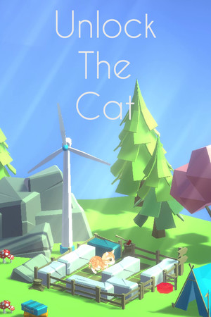 Unlock The Cat poster image on Steam Backlog