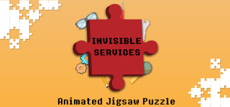 View Invisible services – Pixel Art Jigsaw Puzzle on IsThereAnyDeal