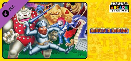 Купить Capcom Arcade Stadium:Ghosts 'n Goblins (DLC)