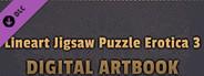 LineArt Jigsaw Puzzle - Erotica 3 ArtBook