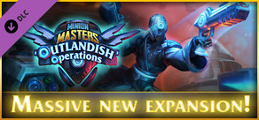 Minion Masters - Outlandish Operations