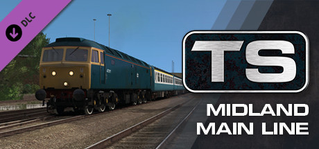 Train Simulator: Midland Main Line: Leicester - Derby & Nottingham Route Add-On