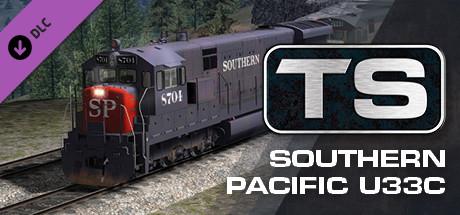 Train Simulator: Southern Pacific U33C Loco Add-On