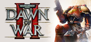 Warhammer 40,000: Dawn of War II cover art
