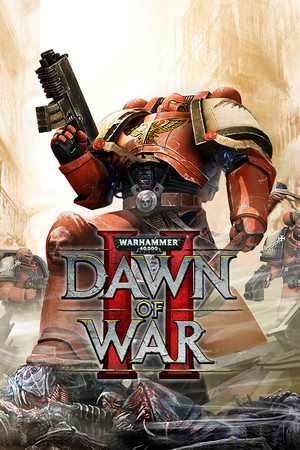 Warhammer 40,000: Dawn of War II poster image on Steam Backlog