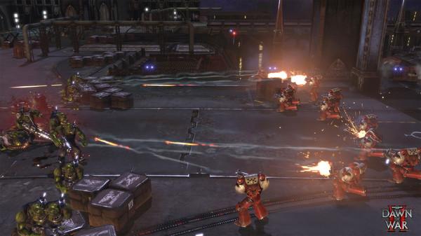 скриншот Warhammer 40,000: Dawn of War II 2