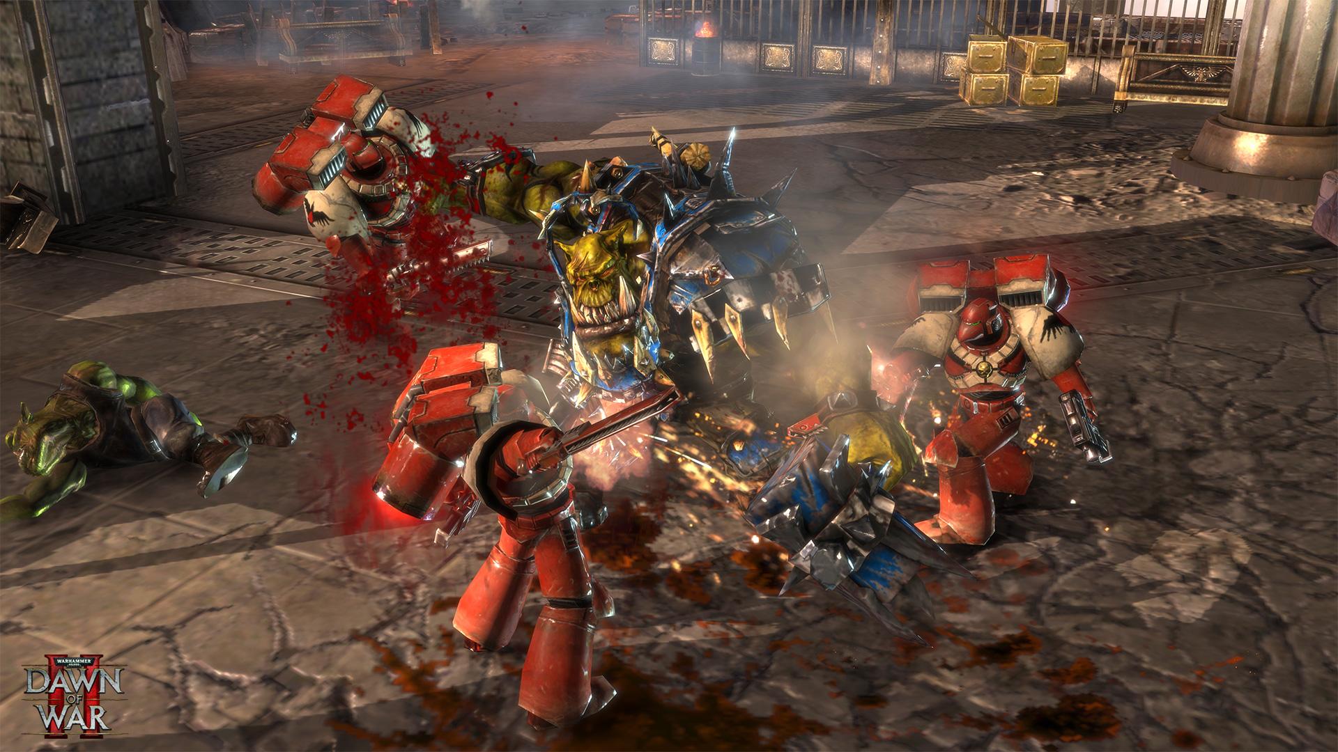 Warhammer 40,000: Dawn of War II в Steam