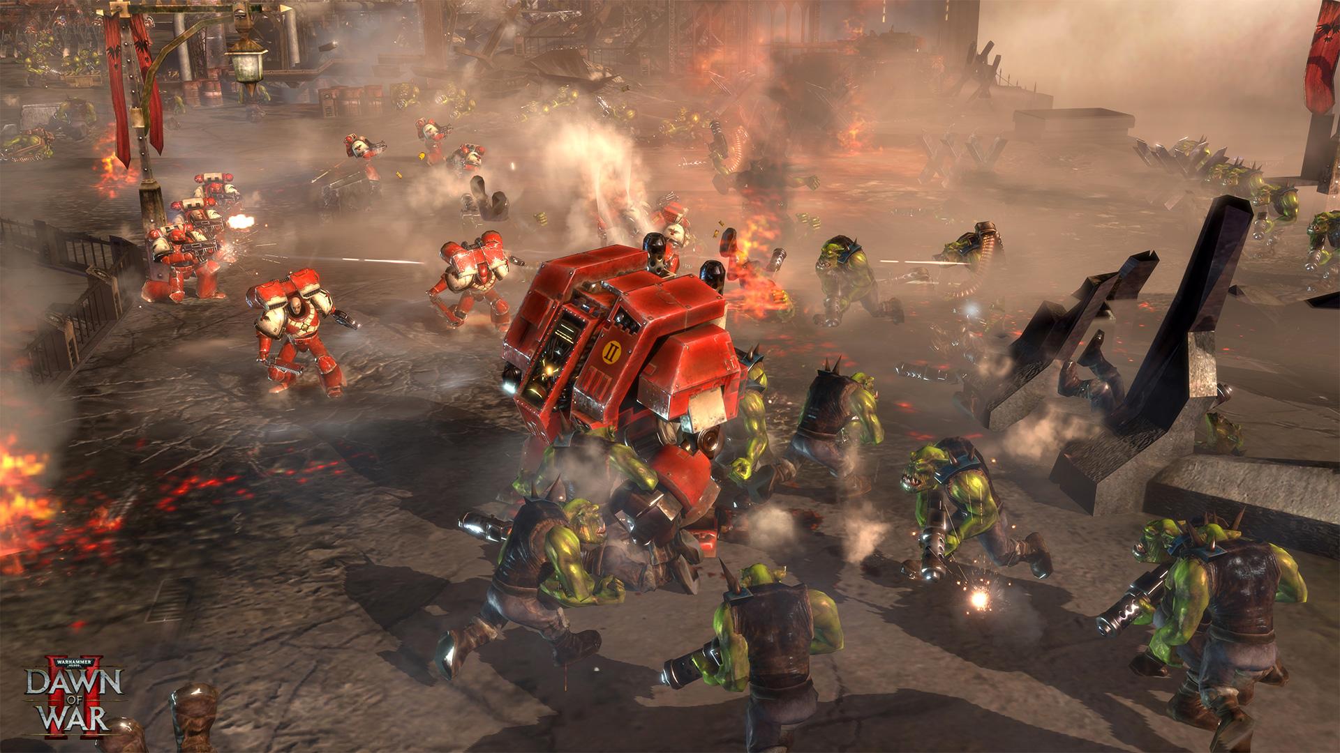Tiết kiệm đến 75% khi mua Warhammer 40,000: Dawn of War II trên Steam