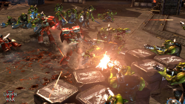 скриншот Warhammer 40,000: Dawn of War II 0