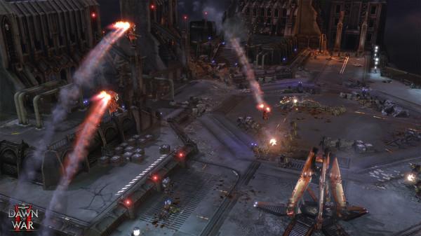 скриншот Warhammer 40,000: Dawn of War II 3