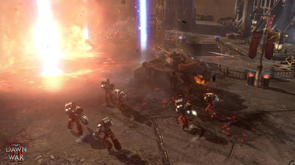скриншот Warhammer 40,000: Dawn of War II 5