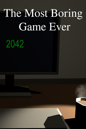 The Most Boring Game Ever poster image on Steam Backlog