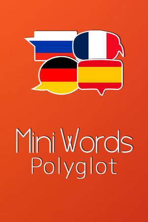 Mini Words: Polyglot poster image on Steam Backlog