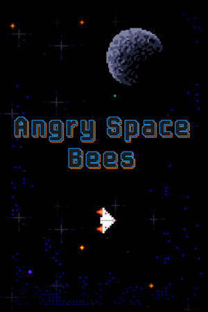 Angry Space Bees poster image on Steam Backlog