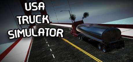 USA Truck Simulator cover art