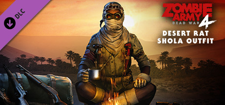 Zombie Army 4: Desert Rat Shola Outfit