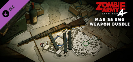 Zombie Army 4: MAB 38 SMG Bundle