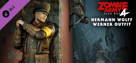 Zombie Army 4: Hermann Wolff Werner Outfit