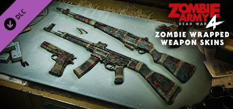 Zombie Army 4: Zombie Wrapped Weapon Skins