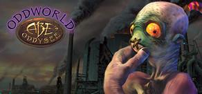 Oddworld: Abe's Oddysee cover art