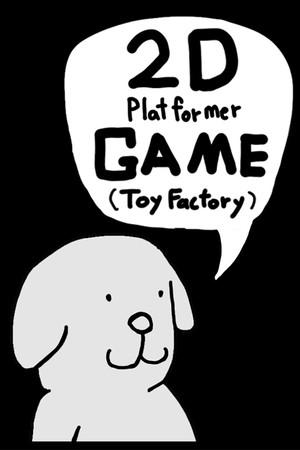 2D Platformer GAME (Toy Factory) poster image on Steam Backlog