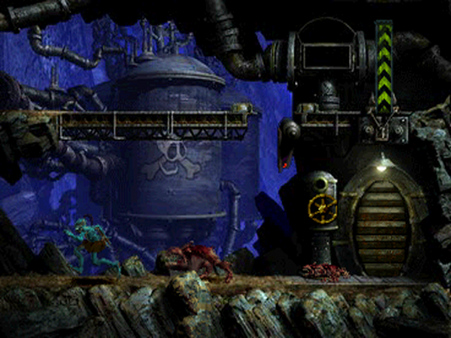 скриншот Oddworld: Abe's Exoddus 4
