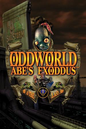 Oddworld: Abe's Exoddus poster image on Steam Backlog