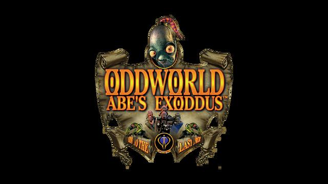 Oddworld: Abe's Exoddus® logo