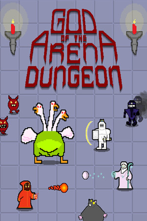 God of the Arena Dungeon poster image on Steam Backlog