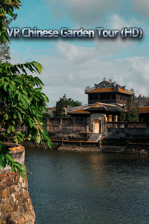 VR Chinese Garden Tour (HD): Flying as a dragonfly poster image on Steam Backlog