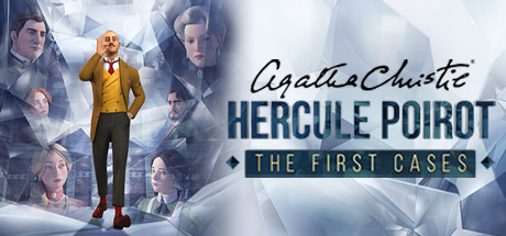 Image for Agatha Christie - Hercule Poirot: The First Cases