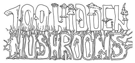 100 hidden mushrooms cover art