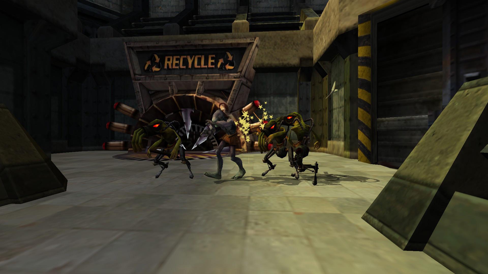 Oddworld: Munch's Oddysee screenshot 3