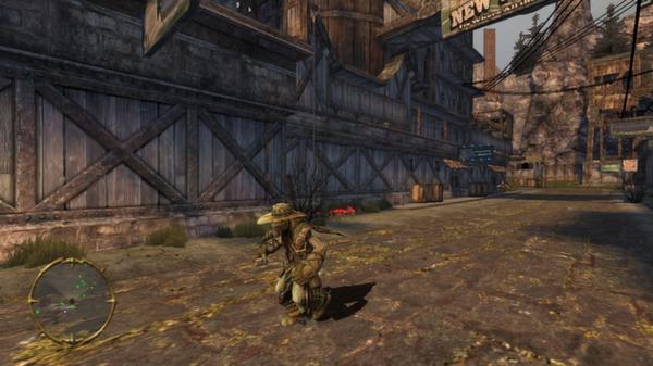 Screenshot of Oddworld: Stranger's Wrath HD