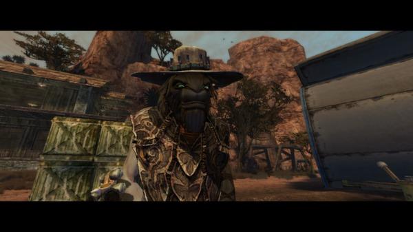 скриншот Oddworld: Stranger's Wrath HD 2