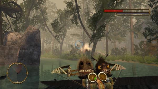 скриншот Oddworld: Stranger's Wrath HD 1