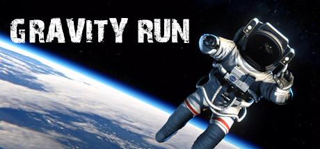 Gravity run cover art