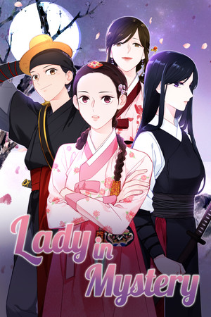 Lady in Mystery poster image on Steam Backlog