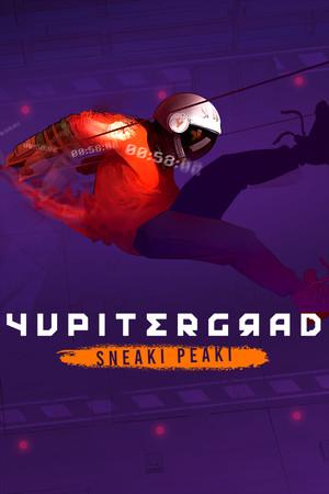 Yupitergrad: Sneaki Peaki poster image on Steam Backlog